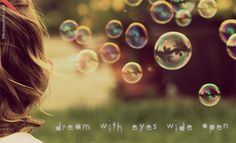 Quote of the Week | lifeinquotes.com | 2014 is near...time to dream with eyes wide open.