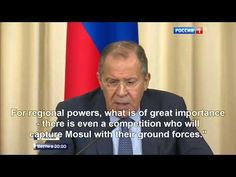 Lavrov  Mosul is NOT fully encircled, ISIS terrorists are moving to Syria