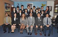 Delegación de Japón visita Ministerio de la Juventud