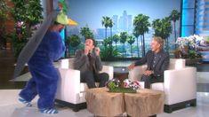 Ellen Scares Jimmy Fallon During a Promo