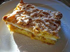 Smaki Ewy: Jabłecznik czy szarlotka – ciasto idealne