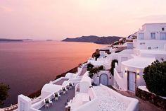 カナベス オイア ホテル(ギリシャ) サントリーニ島で過ごすなら、時間を忘れるほどのんびりと