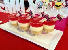 Hello Kitty-Superhero Birthday Party Ideas | Photo 6 of 6 | Catch My Party