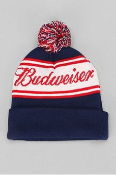 Budweiser Beanie $30