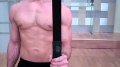 Training with the Bodyblade