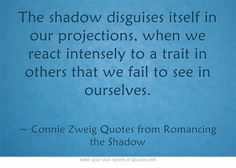 The shadow disguises itself...