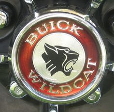 Car Badges, Car Logos, Buick Wildcat, Car Ornaments, Buick Riviera, Badge Logo, Us Cars, Wheel Cover, Love Car
