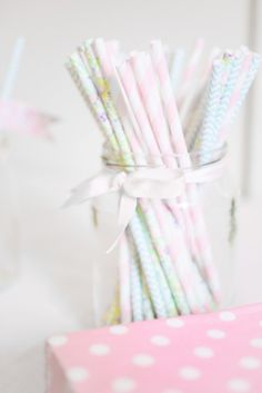 Dop Pastell Party, Pale Aesthetic, Pink Parties, Party Cakes, Baby Boy Shower, Tea Party, Birthday, Babyshower, Inspiration