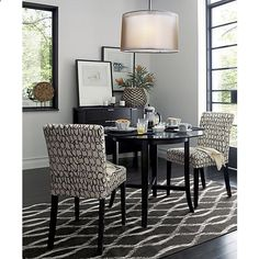 Lowe Links Side Chair | Crate and Barrel