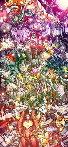 Transformers                                                                                                                                                                                 More
