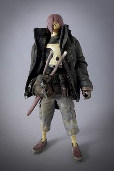 ThreeA Popbot Tomorrow King Oroshi ~ Luv. Life. Toys.
