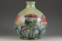 Andrew Muir | Clarice Cliff, Art Deco Pottery, Moorcroft and 20th Century Ceramics Dealermoorcroft MASSIVE LIBERTY CLAREMONT VASE C.1905