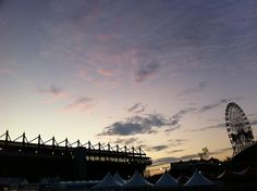 sunset @ Thursday Japanese Grand Prix, Opera House, Thursday, Clouds, Sunset, Travel, Outdoor, Outdoors, Viajes