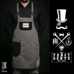 FancyGents Chef Apron