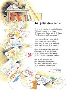 LE PETIT DESSINATEUR (J.-L. Vanham)