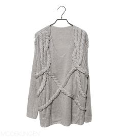 Knit - Divine - Sweaters & Cardigans - Women - Modekungen | Clothing, Shoes and Accessories
