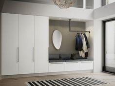 16 Elegant Scandinavian Hallway Designs That Can Improve Your Home entrance hall ideas Living Room Interior, Home And Living, Decor, House Interior, Mudroom Entryway, Home, Interior, House Entrance, Home Decor