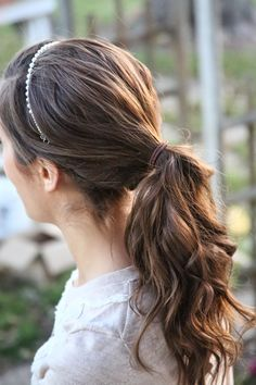 It's a Beautiful Life!: Sponsored Giveaway||Lilla Rose Pearl Hairband!