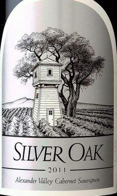 2011 Silver Oak Cabernet Sauvignon Alexander Valley