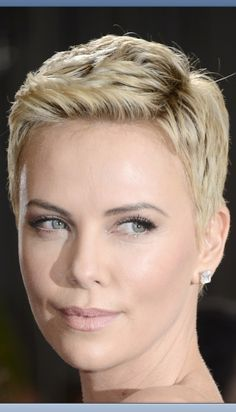 My next haircut? Maybe! Love her new pixie!