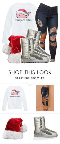 """""""."""" by asvptay ❤ liked on Polyvore featuring UGG Australia and Lana"""