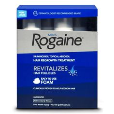 Men's Rogaine Foam (2.11 oz., 4 pk.) ** This is an Amazon Affiliate link. Click image to review more details.