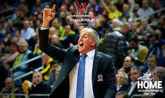 Did you knowthis is Fenerbahçe Ülkercoach Obradovic's 14th Euroleague Final Four appearance?