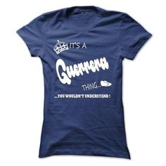 Cool its a Guerrera Thing You Wouldnt Understand  T Shirt, Hoodie, Hoodies T shirts