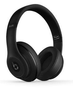 This Matte Black Beats Studio Wireless Headphones is perfect! #zulilyfinds