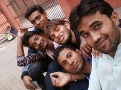 With College friend
