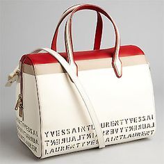 YSL - Yves Saint Laurent Calfskin Tote (32% off) - $1,262.25