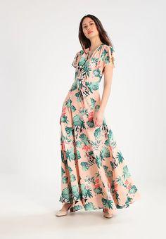 mint&berry Długa sukienka - soft pink za 339 zł (29.03.17) zamów bezpłatnie na Zalando.pl.