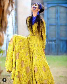 #alixeeshan for #toniandguy  @shammalq - i love the colour combination on this dress.