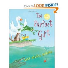 The Perfect Gift: Mary Newell Depalma: 9780545154024: Amazon.com: Books