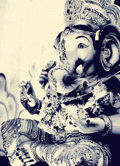 Ganpati Bappa, Ganesha, Statue, Movies, Movie Posters, Art, Art Background, Film Poster, Films