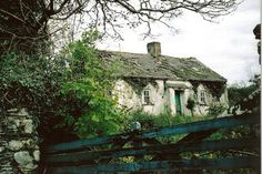 fieldsinireland:  Ruined cottage, Wexford by amki222 on Flickr.