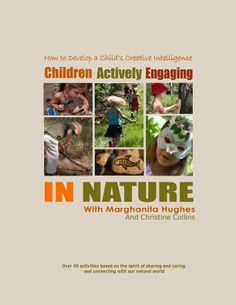 Nature based Books, Dolls and Crafts by Marghanita Hughes