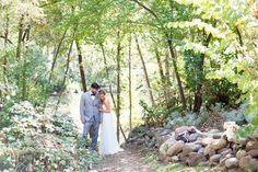 Elegant Backyard Wedding: Tonya + Travis