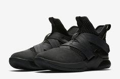 Nike LeBron Soldier XII SFG 'Dark 23' - EU Kicks: Sneaker Magazine