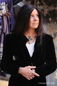Johnette Napolitano (of Concrete Blonde)   Brilliant