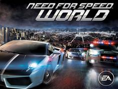 Need For Speed World Free Download Full Version