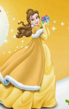 My favorite Disney princess, Belle. She is the one who I think I most relate to.