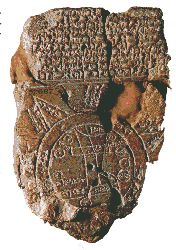 Babylonian astronomy is noted for their detailed, and continuous, records of astronomical phenomenon such as eclipses, positions of the planets and rise and setting of the Moon. These records date back to 800 B.C. and are the oldest scientific documents in existence.