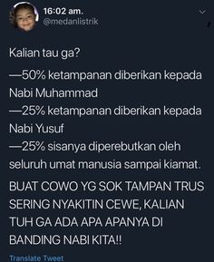 Quotes Lucu, Jokes Quotes, Qoutes, Islamic Inspirational Quotes, Islamic Quotes, Kinds Of Poetry, Cute Boys Images, Reminder Quotes, Quotes Indonesia