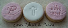 Galletas Comunión ♥Cosas Golosas de Teresa♥ https://www.facebook.com/cosasgolosasdetere/