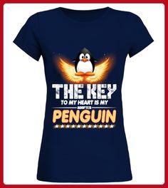 PENGUIN Key In My Heart - Pinguin shirts (*Partner-Link)