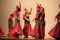 Danses Sevillana et Flamenco Feria de Sevilla Avril