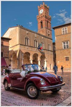 189 Best Das VW Weddings images | Wedding car, Volkswagen ...