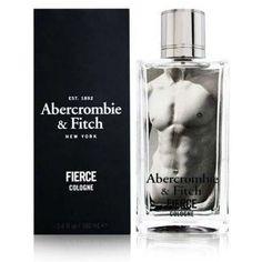 Abercrombie & Fitch Fierce Men's 3.4-ounce Cologne Spray (Fragrance), Orange, Size 3.1 - 4 Oz.
