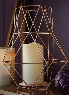 CANVAS Geometric Vase Is The Perfect Addition To Your Living Room Dcor